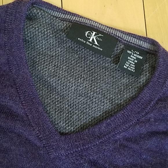 Calvin Klein Other - Calvin Klein Merino Wool Sweater ▪